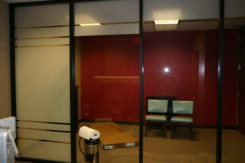Residential and commercial window tinting dallas home - Interior window tinting for privacy ...