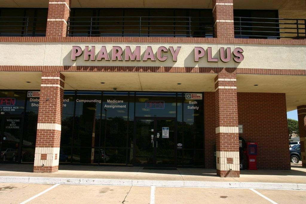 Pharmacy Plus Commercial Tinting Coppell