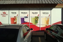 Smoothie King Custom Film