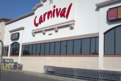 Carnival Dallas Night Vision 15 Commercial Window Tinting