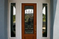 Night Vision 15 on Door & Sidelights