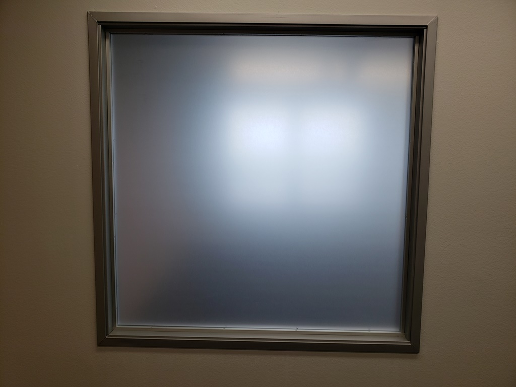 3M Dusted Crystal, Privacy Frost, Plano, TX