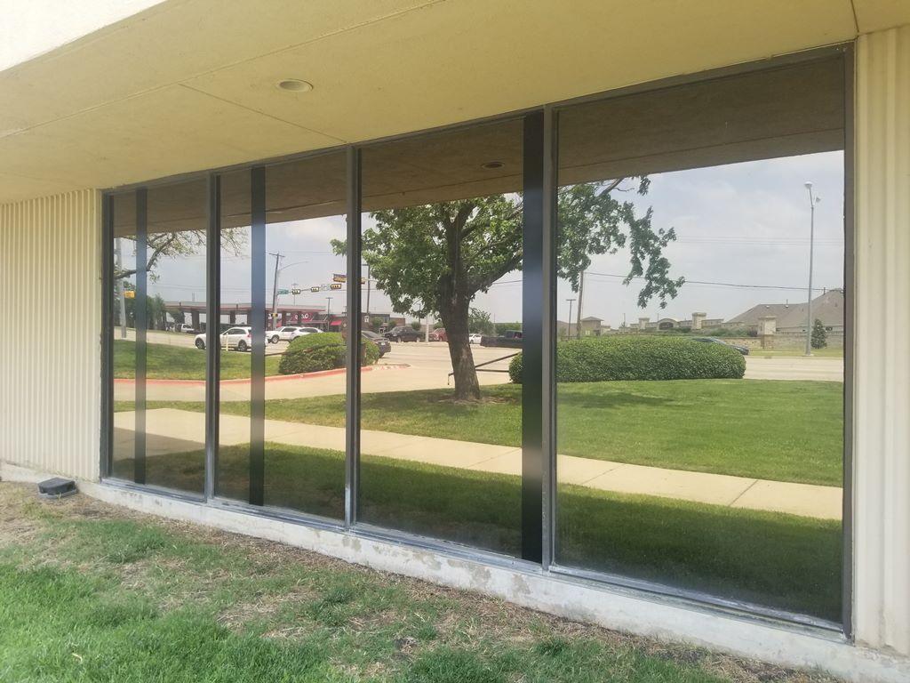 Avery Dennison Optitune 5%, Reflective Tint, Irving TX