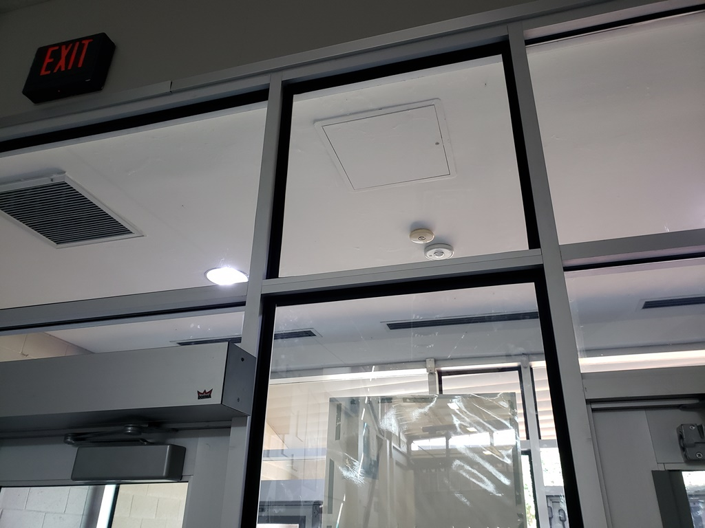 Safety Film Attachment System, Safety & Security Film, Frisco TX